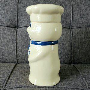 Vintage Kitchen - 1973 Vintage Pillsbury Doughboy Cookie Jar